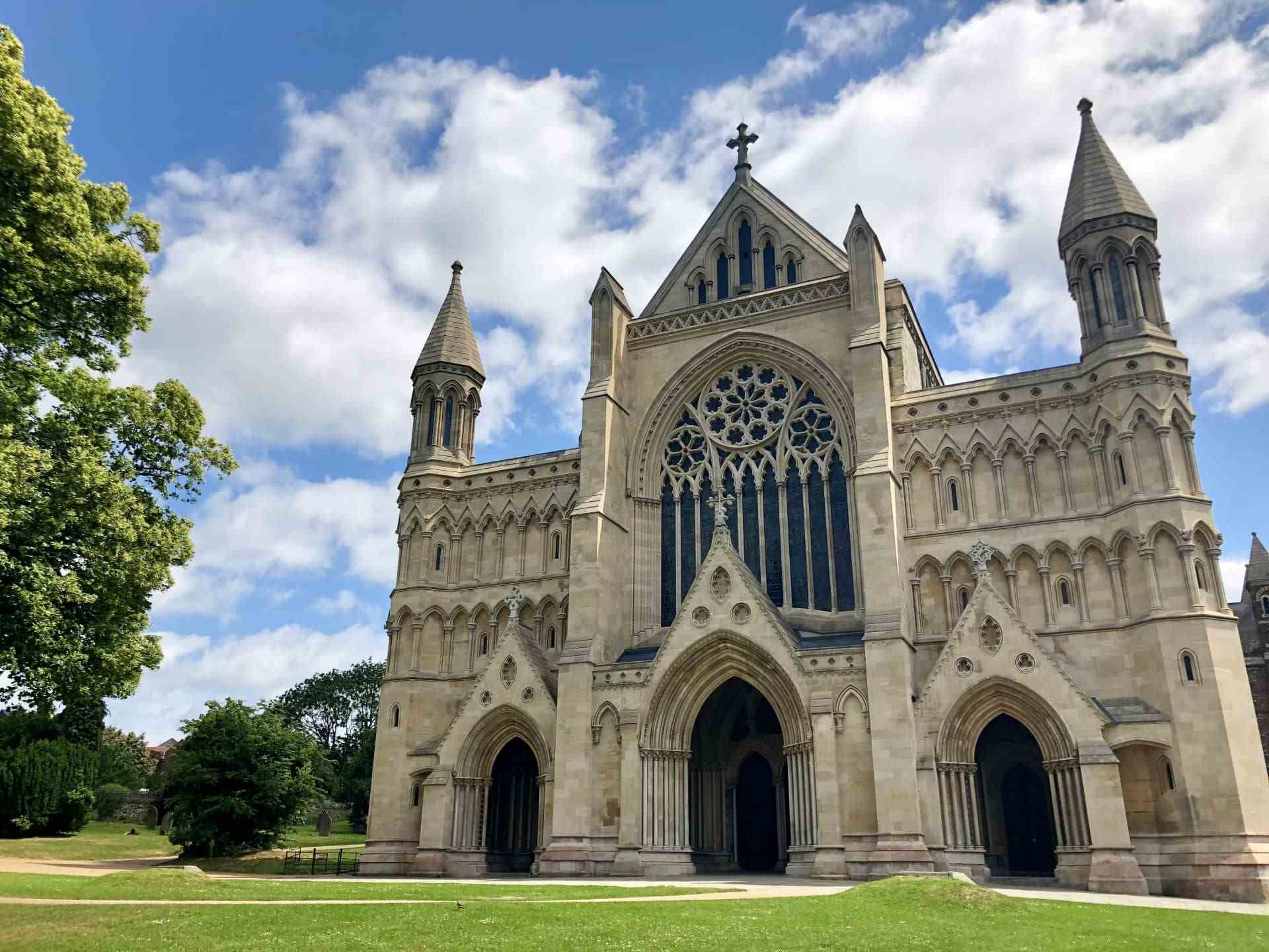 St. Albans Cathedral Nuaire Case Study
