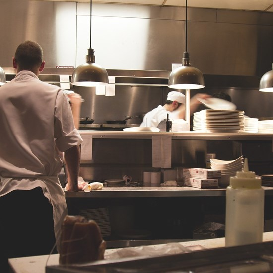 Ventilation solutions for Kitchens