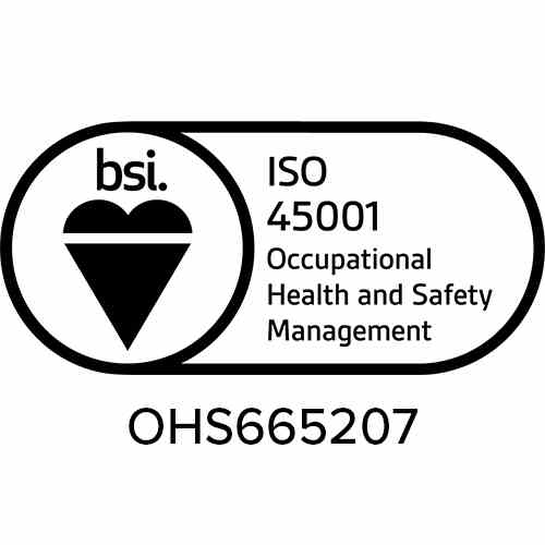 Occupational Health & Safety 45001