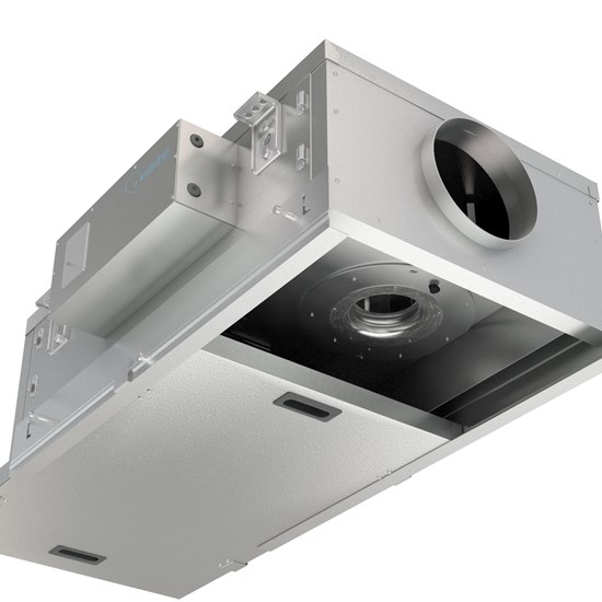 Aire-Volve Twin Fan - Access Panel Removal