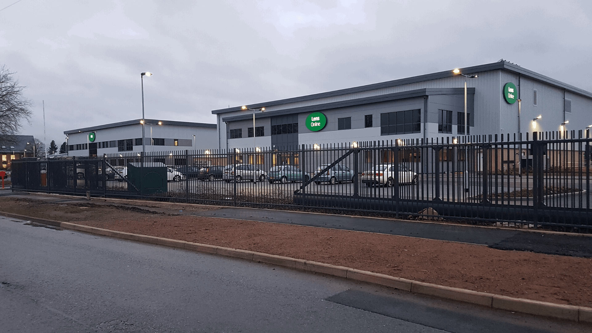 Specsavers International Glazing Services and Lens Online Distribution Centre Nuaire Case Study