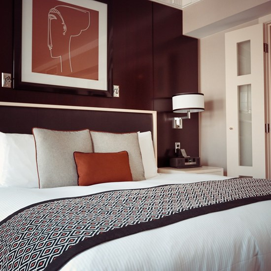 Ventilation solutions for Guest Bedrooms