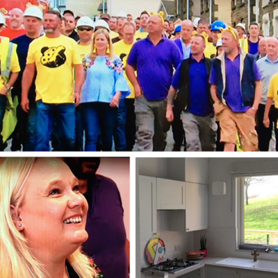 DIY SOS Children in Need